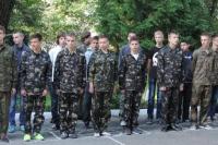 У школьников Харьковщины будут выездные занятия по военному делу