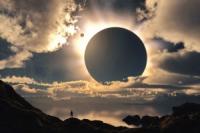 Сегодня - солнечное затмение