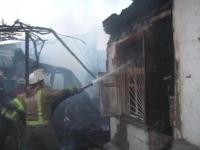 Борівський район: під час пожежі загинула 59-річна жінка