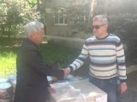 """Позашкільний заклад оздоровлення та відпочинку """"Орлятко"""" отримав подарунки від Народного депутата"""