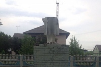 Ленинопад продолжается. В Чугуеве разрушили памятник Ленину
