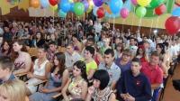 94 випускника залишили стіни Ізюмського професійного ліцею