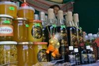 Традиционная ярмарка меда пройдет в саду Шевченко
