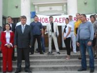 Кандидатуру Анатолія Фомічевського «Нова держава» висунула на пост Ізюмського міського голови