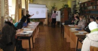 Ізюмська бібліотека - партнер у пошуку роботи