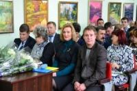 В Чугуевском горсовете отказались исполнять гимн Украины