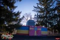 В Боровой  17 февраля снесли памятник Ленину