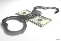 Фінінспектора-хабарницю засуджено до 5 років позбавлення волі