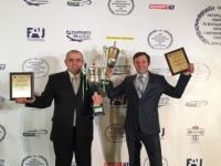 Ізюмчани - срібні призери Чемпіонату України з автоспорту