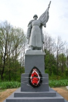 В Изюмском районе восстановили памятник