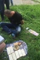 На Харківщині СБУ перекрила канал постачання зброї із зони АТО