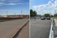 Міст у Барвінковому відкрили для транспорту