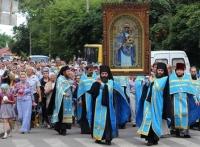 28 червня в місті Ізюм розпочнеться хресний хід з чудотворною Піщанською іконою Божої Матері