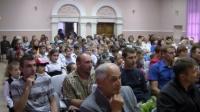 На Ізюмщині вшанували учасників АТО