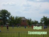 Турнирное положение чемпионата Харьковской области по футболу среди аматорских команд 1 лиги после V тура