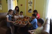 Майстер-класи  для ізюмських школярів