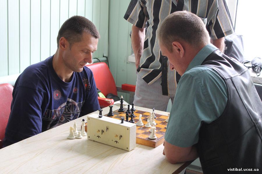 Ізюмчанин став переможцем шахового турніру