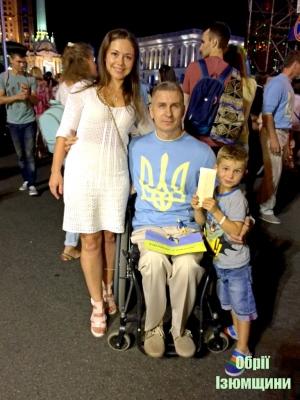 Українські митці провели паралімпійців до РІО