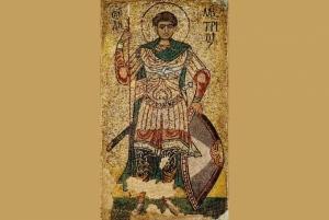 8 листопада, віряни вшановують пам'ять  святого Дмитрія