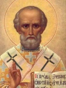 Сьогодні, 19 грудня, — день святого Миколая Чудотворця