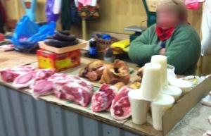 У Слов'янську введено карантин через африканську чуму свиней