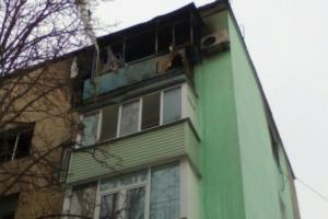 Зміївський район: в результаті вибуху балону та послідуючої пожежі постраждало 5 чоловік