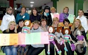 В Ізюмі пройшов семінар для педагогів дошкільної освіти Ізюмського та Борівського районів