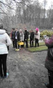 """Школярі Ізюмщини долучилися до акції """"Майбутнє лісу в твоїх руках"""""""