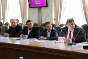 Ізюмчани взяли участь у першому засіданні робочої групи з питань формування госпітальних округів