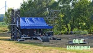 Головна сцена фестивалю вже чекає!
