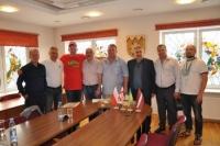 Керівництво Ізюма з офіційним візитом у Польщі