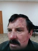 В Барвенково военком подрался с директором школы на глазах у детей