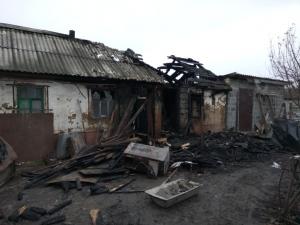 Причиною пожежі в Ізюмі стала несправність електромережі