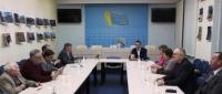 В Києві  вшанували па'мять відомого земляка