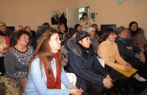 В Ізюмській центральній районній бібліотеці пройшов семінар-нарада