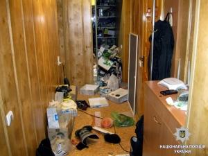 Ізюмські поліцейські викрили чоловіка у вбивстві колишньої співмешканки