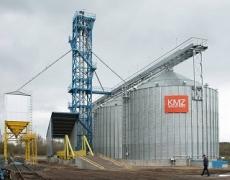 На Ізюмщині запустили новий елеватор потужністю 8 тис. тонн
