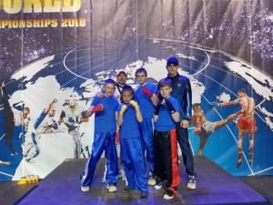 Юні ізюмчани - переможці Чемпіонату Європи з кікбоксингу