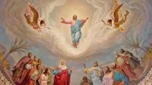 Сьогодні- Вознесіння Господнє