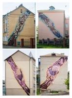 «Квітучі руки» - символ об'єднання України!