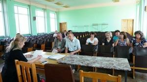 Про обрання складу Громадської ради при виконавчому комітеті Ізюмської міської ради