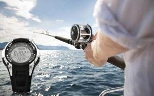 Годинник для рибалки